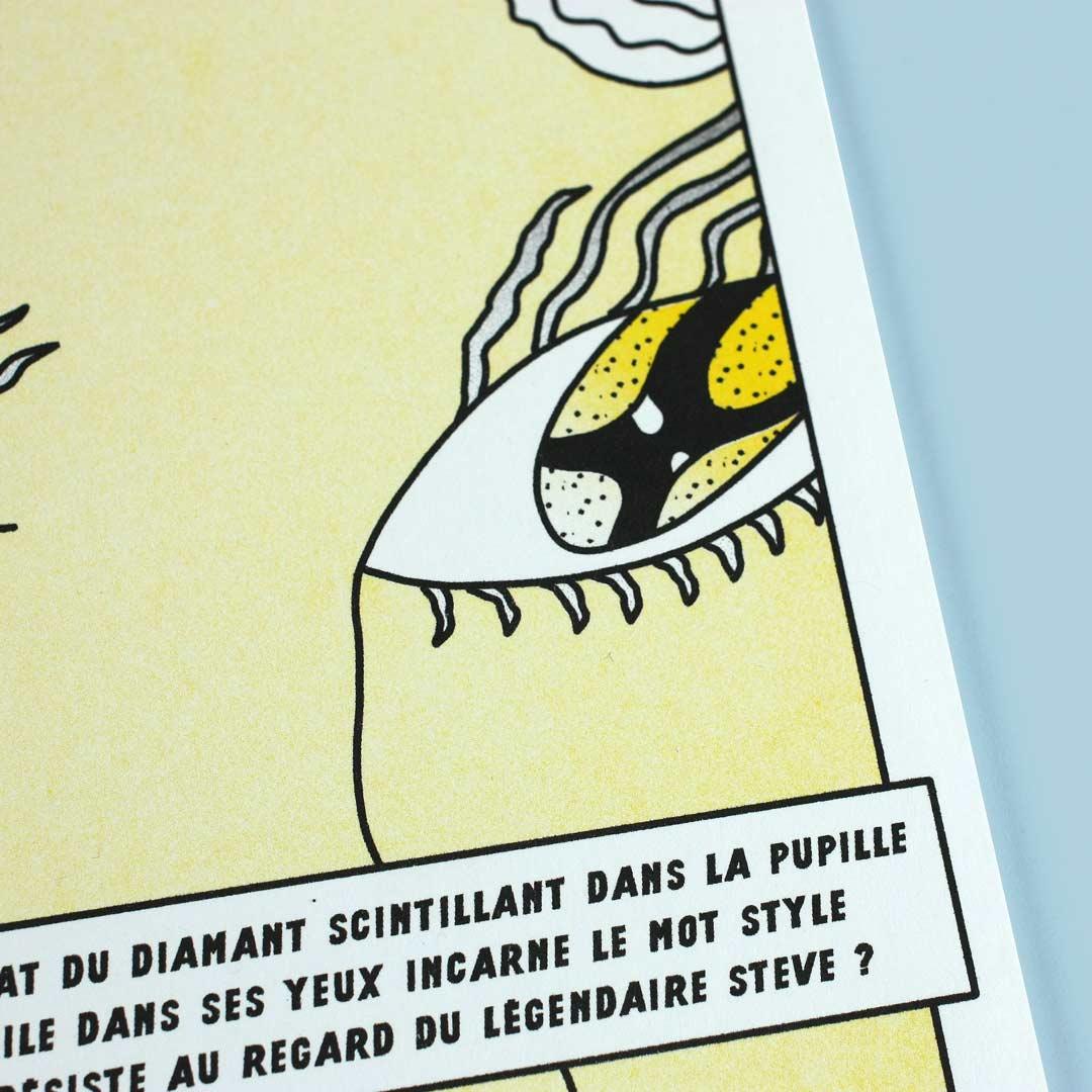 Illustration d'Adèle Mesones
